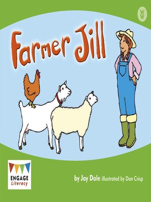 cover image of Farmer Jill