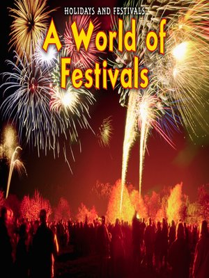cover image of World of Festivals
