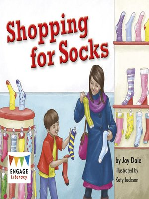 cover image of Shopping for Socks