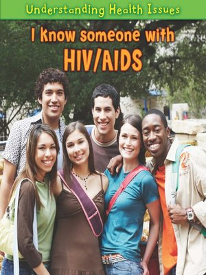 cover image of I Know Someone with HIV/AIDS