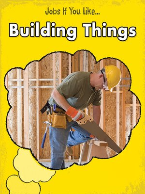 cover image of Building Things