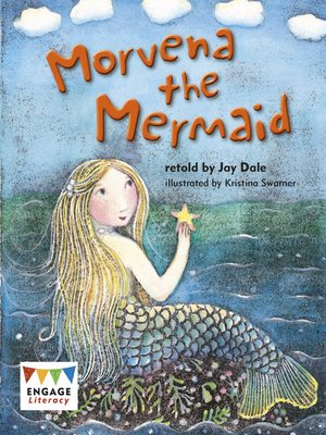 cover image of Morvena, the Mermaid