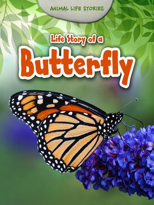 cover image of Life Story of a Butterfly