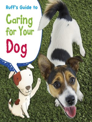 cover image of Ruff's Guide to Caring for Your Dog