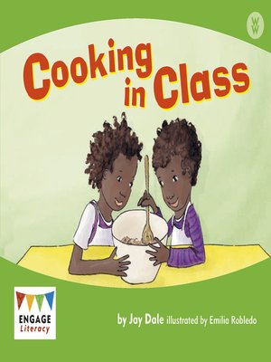cover image of Cooking in Class