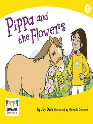 cover image of Pippa and the Flowers