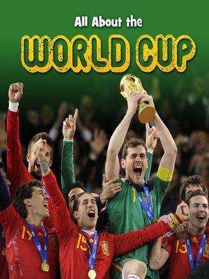 cover image of All About the World Cup