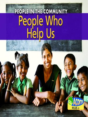 cover image of People Who Help Us