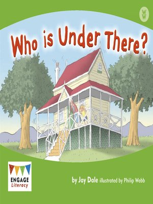 cover image of Who is Under There?