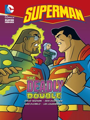 cover image of The Deadly Double