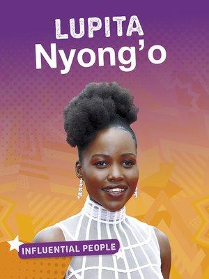 cover image of Lupita Nyong'o