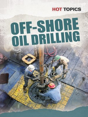 cover image of Offshore Oil Drilling