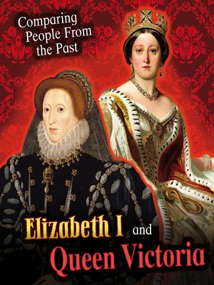 cover image of Elizabeth I and Queen Victoria