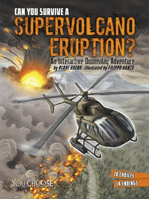 cover image of Can You Survive a Supervolcano Eruption?