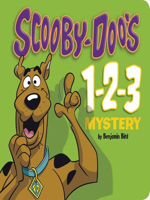 cover image of Scooby-Doo's 1-2-3 Mystery