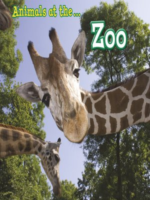 cover image of Animals at the Zoo