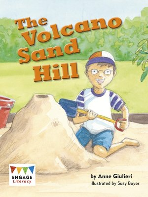 cover image of The Volcano Sand Hill