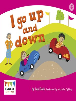cover image of I Go Up and Down
