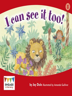 cover image of I can see it too!