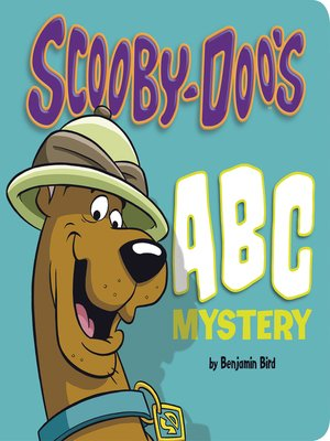 cover image of Scooby-Doo's ABC Mystery
