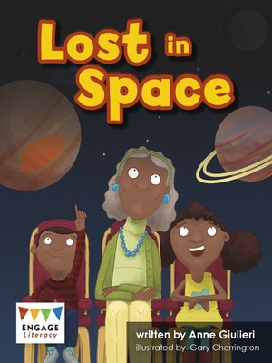cover image of Lost in Space