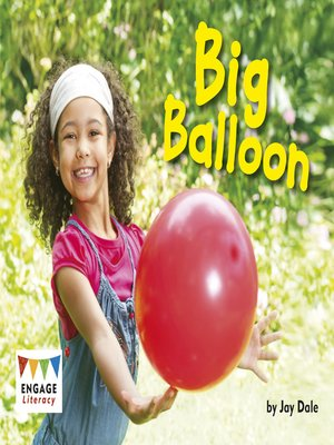 cover image of Big Balloon