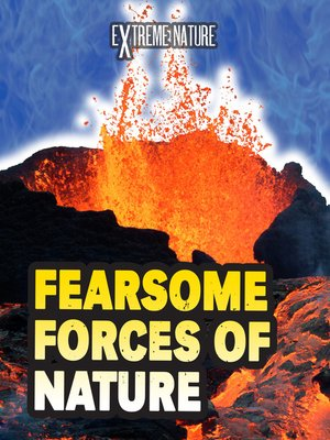 cover image of Fearsome Forces of Nature