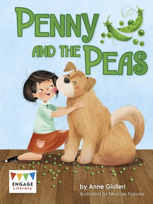 cover image of Penny and the Peas