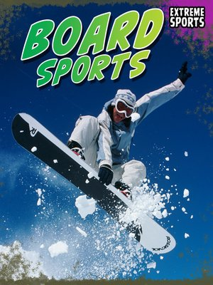 cover image of Board Sports