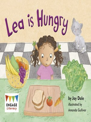 cover image of Lea is Hungry