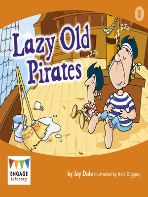 cover image of Lazy Old Pirates