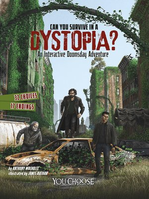 cover image of Can You Survive in a Dystopia?
