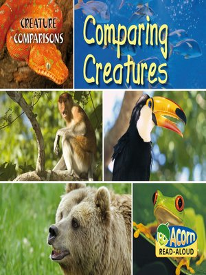 cover image of Comparing Creatures