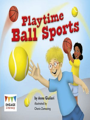 cover image of Playtime Ball Sports