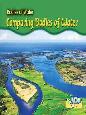 cover image of Comparing Bodies of Water