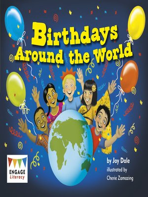 cover image of Birthdays Around the World