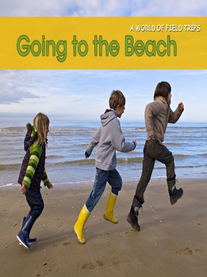cover image of Going to a Beach