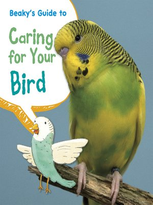 cover image of Beaky's Guide to Caring for Your Bird