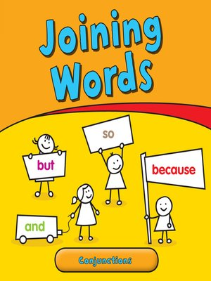 cover image of Joining Words: Conjunctions