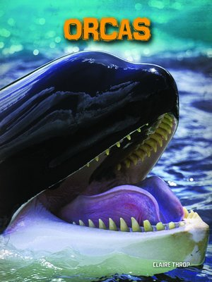 cover image of Orcas