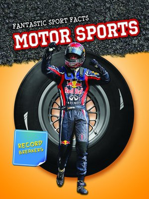 cover image of Motor Sports
