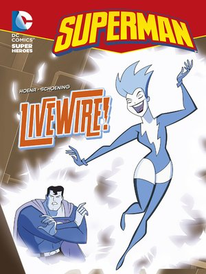 cover image of Livewire!