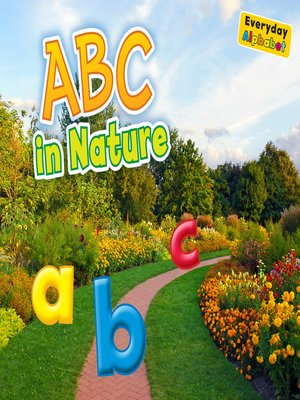cover image of ABC in Nature