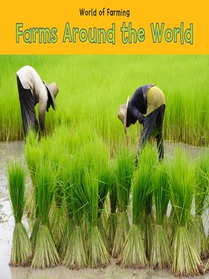 cover image of Farms Around the World