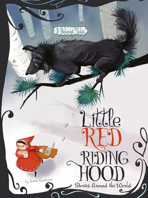 cover image of Little Red Riding Hood Stories Around the World