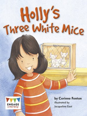 cover image of Holly's Three White Mice