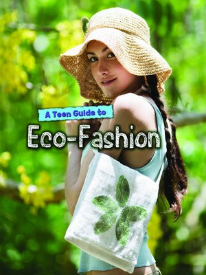cover image of A Teen Guide to Eco-Fashion