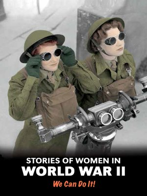 cover image of Stories of Women in World War II