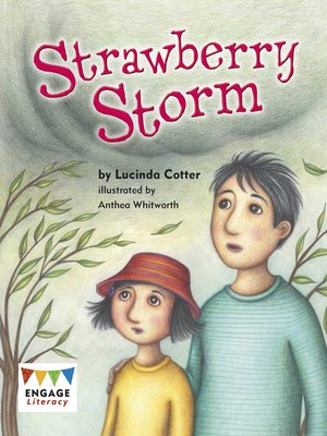cover image of Strawberry Storm