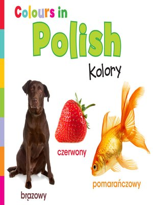 cover image of Colours in Polish